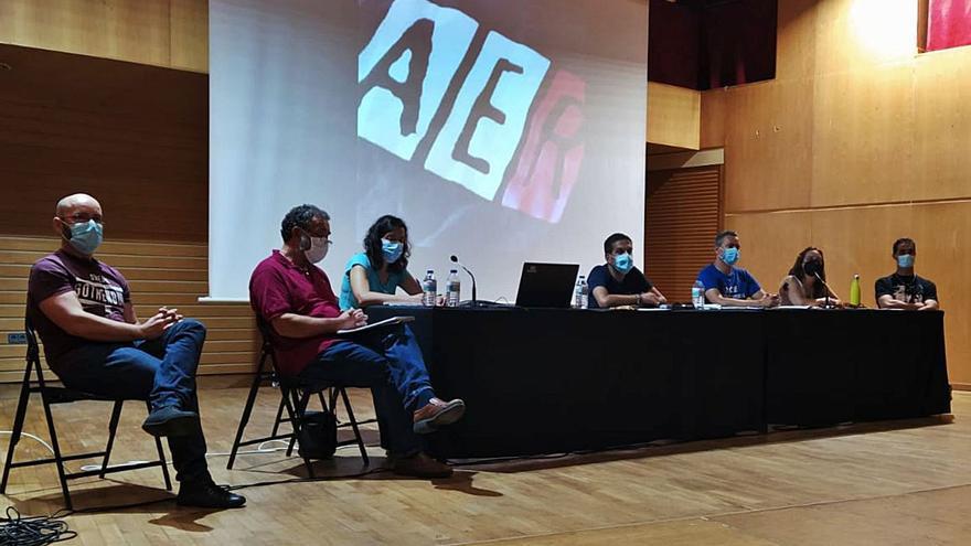 """AER reitera la culpa de Rivas en la ruptura del pacto y llama al PP a buscar """"alternativas"""""""