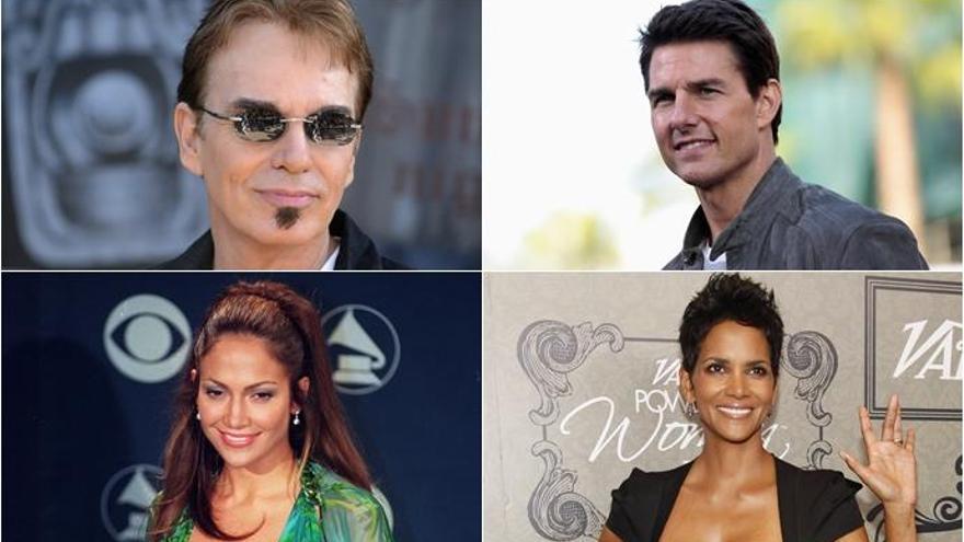 El 'top ten' de actores y actrices con más divorcios