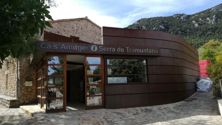 Tramuntana-Besucherzentrum in Lluc wird renoviert