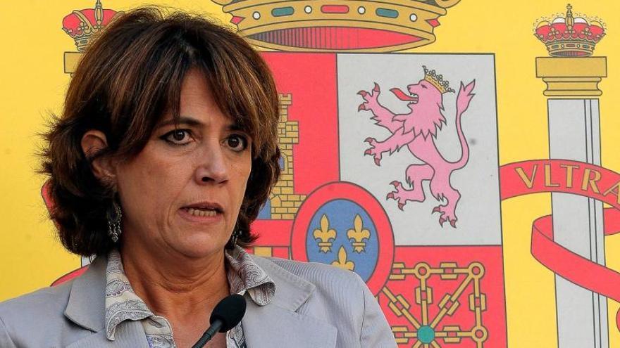 Delgado escribió al ministro italiano de justicia por el caso de Juana Rivas
