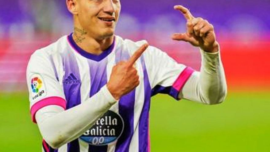 Marcos André espera al Valencia