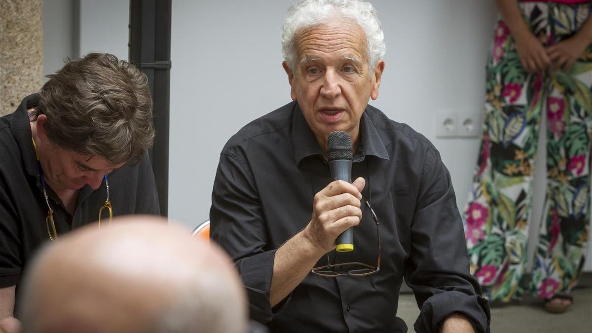 El director teatral José Carlos Plaza.