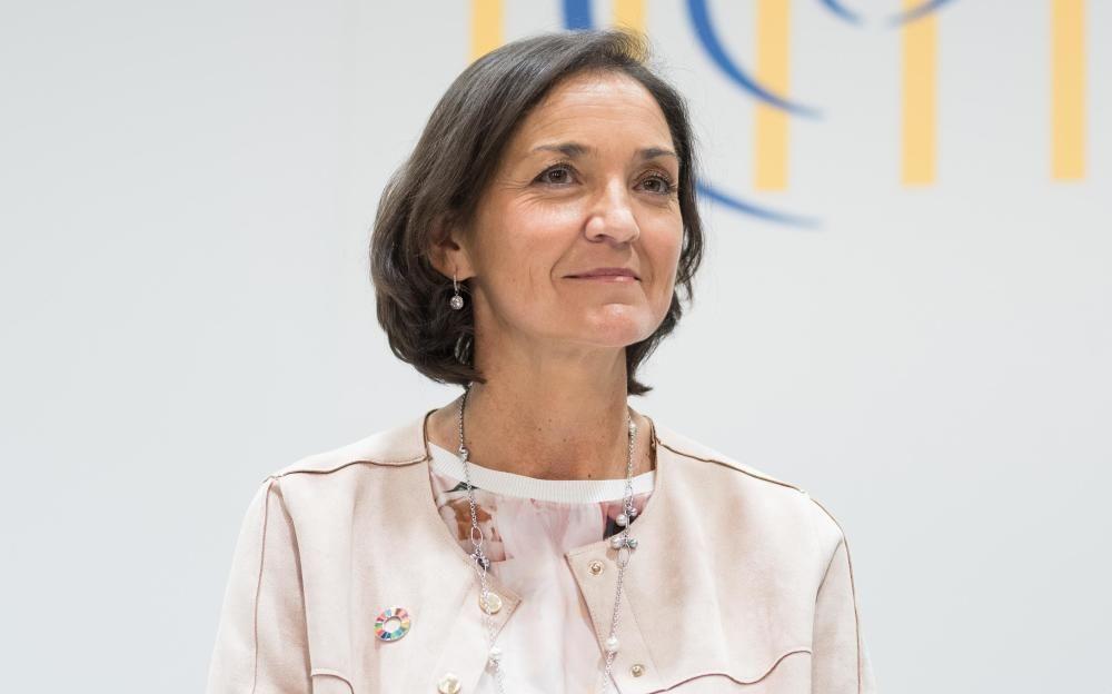 Visita de Reyes Maroto al Parlamento de Canarias