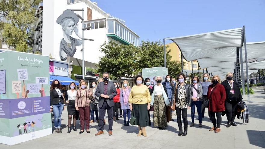 Nace DIMEE, la nueva asociación de mujeres empresarias de Torremolinos