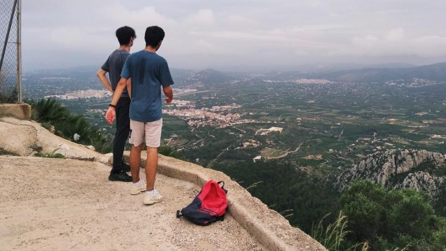 La Serra de Segària, cima del Día Internacional de las Montañas