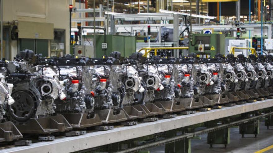 Ford se lleva a Norteamérica la nueva versión del motor que se fabrica en Valencia