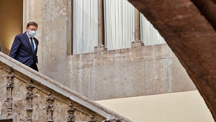 Ximo Puig, en una imagen de archivo.
