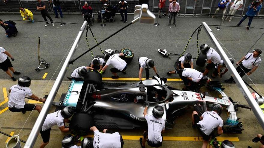 Horarios y dónde ver el GP de España de Fórmula 1