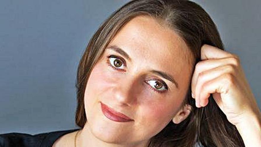 La soprano bagenca Núria Rial cantarà música de Robert Gerhard amb l'OBC