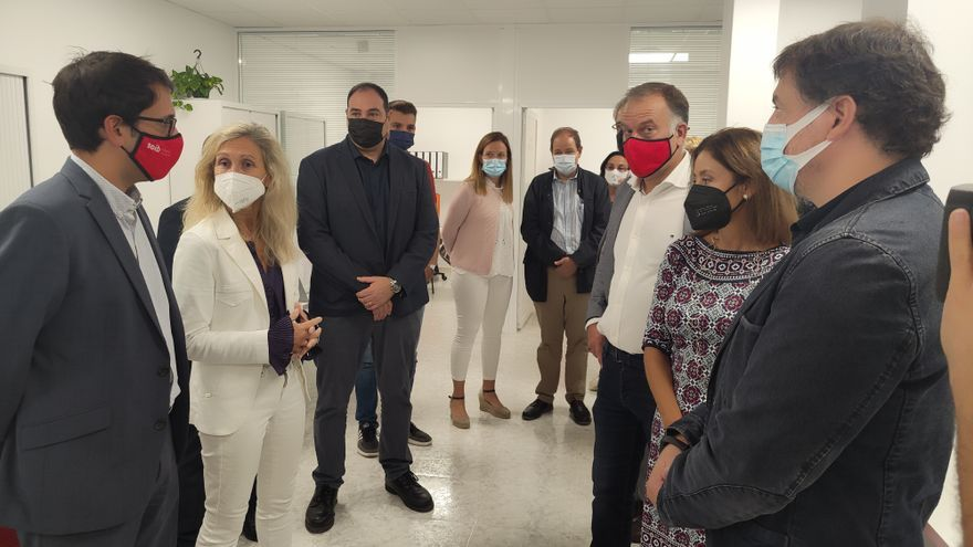 """La delegada del SEPE en Baleares asegura que se ha recuperado la normalidad y """"no hay demoras"""" en el servicio"""
