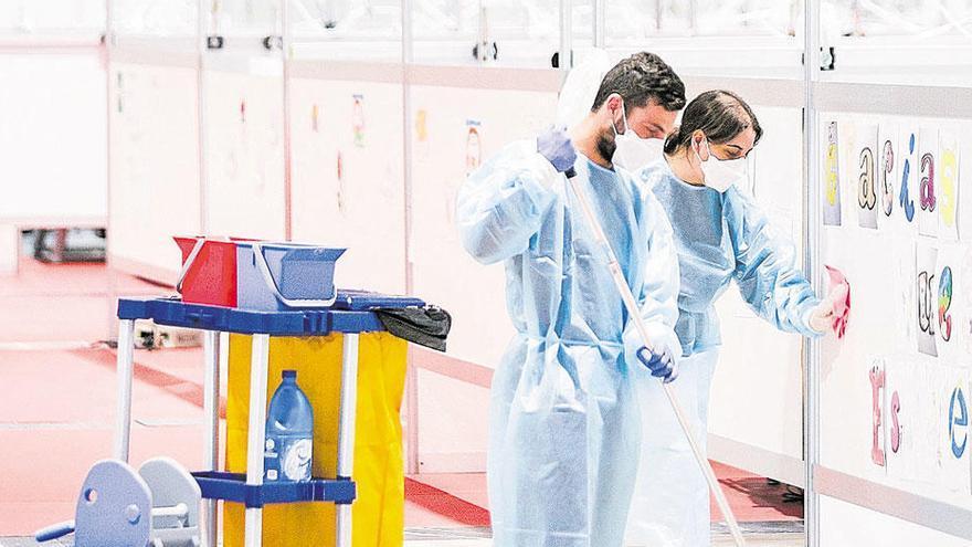 Del riesgo de exclusión a ser clave en la lucha contra la pandemia de la Covid-19