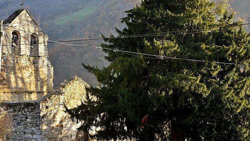 """Un """"sendero sensorial"""" de 3 kilómetros dará acceso a las Foces del Pino, en Aller"""