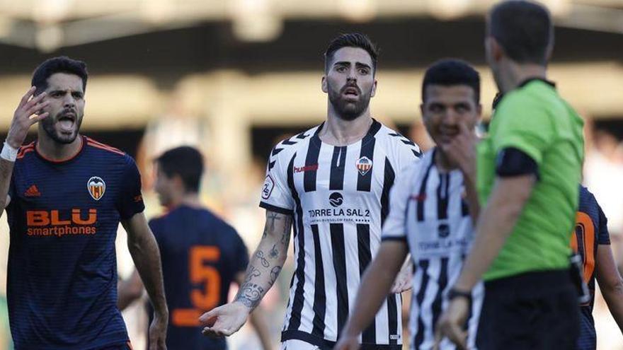 El Valencia CF no venderá entradas en taquillas en el Mestalla-Castellón
