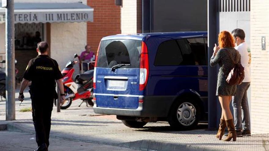 Los cuatro policías nacionales detenidos en Mérida, derivados a la cárcel de Estremera