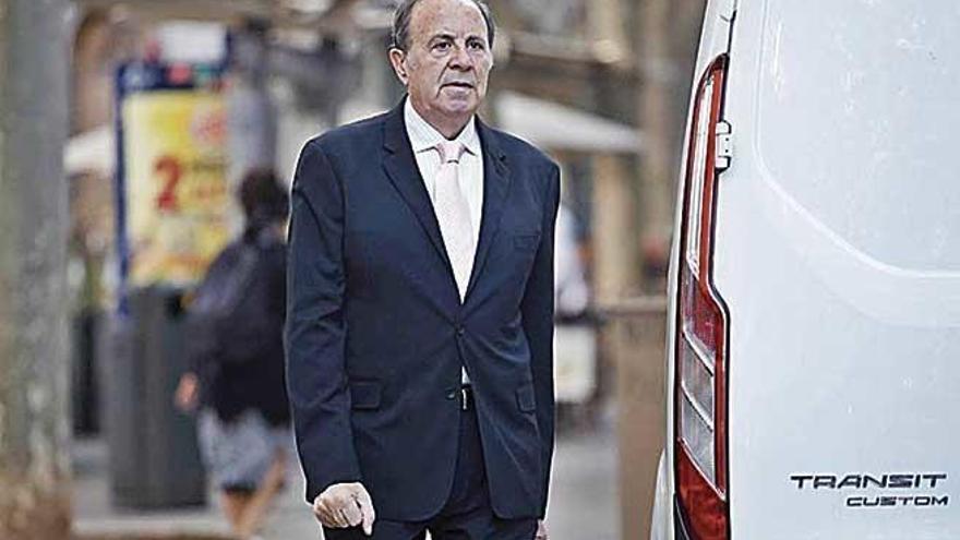 La fiscalía estudia si recurre ante el Supremo la sentencia contra José María Rodríguez
