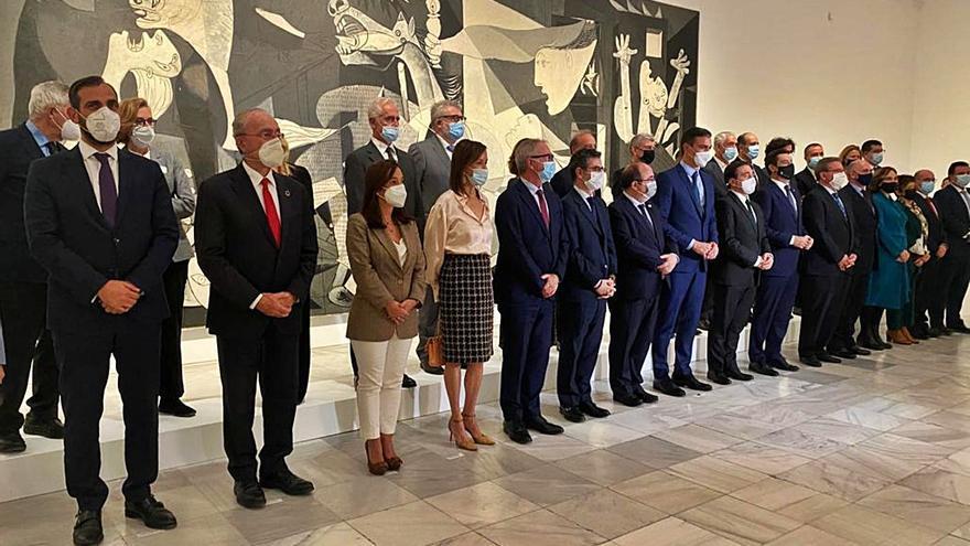 A Coruña será una de las sedes del año Picasso con Madrid, Barcelona, Bilbao y Málaga