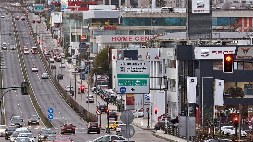 Los concesionarios gallegos cierran enero con casi 25 millones menos en facturación