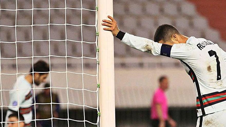 Trueque con Cristiano Ronaldo