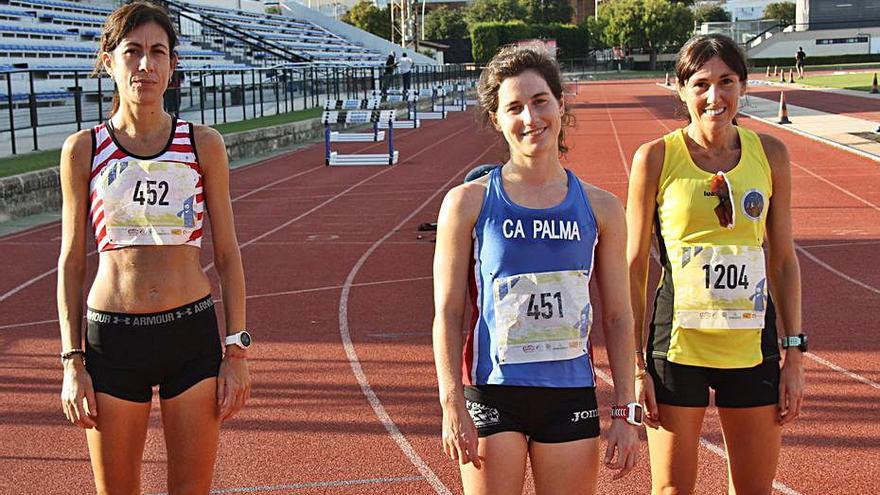 Gemma Llabrés bate el récord de Mavi García en el 10.000
