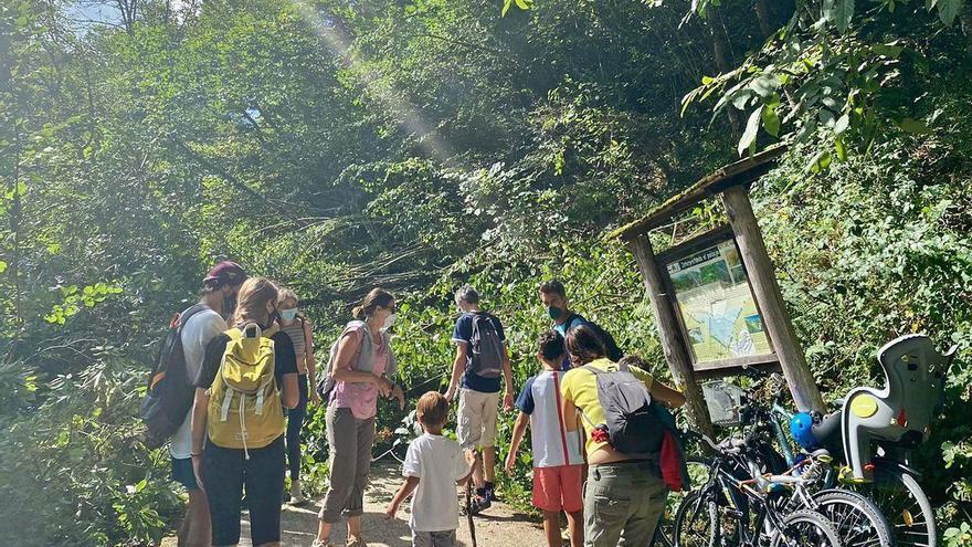 """El Principado tilda de caso """"aislado"""" el 'boicot' en la ruta del Alba y defiende un turismo de respeto al medio natural"""