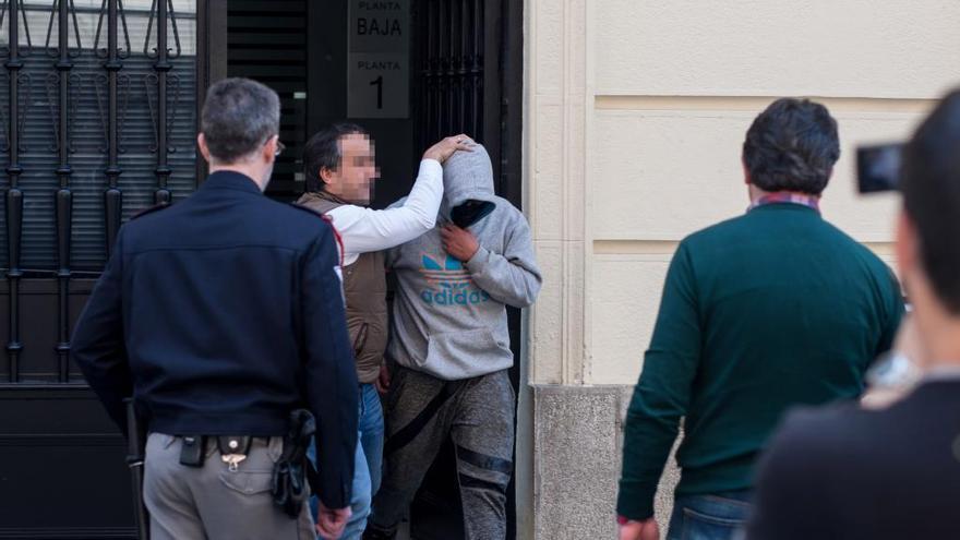 El asesino de Leticia Rosino acumula varios expedientes abiertos en dos años de reclusión