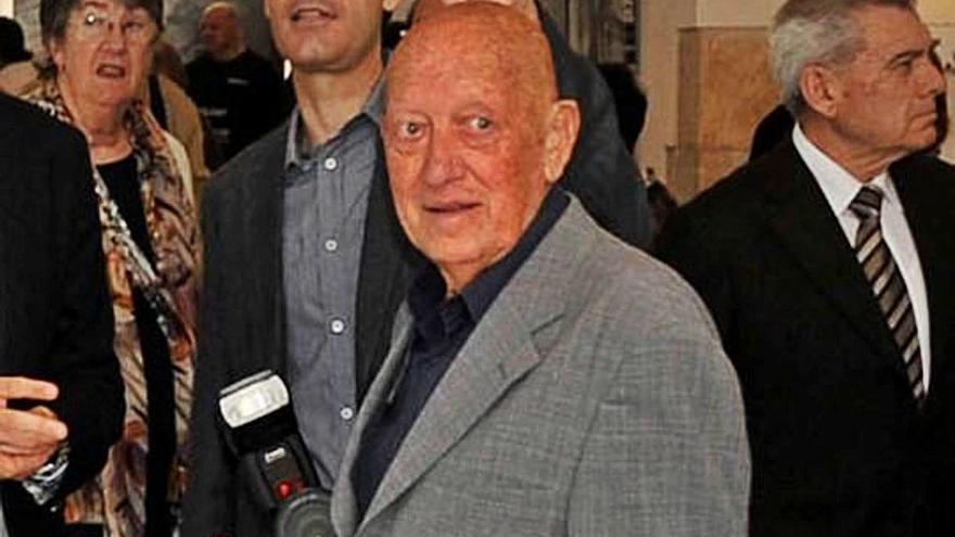 Mor als 90 anys Joan Vehí, fotògraf  i fuster de Salvador Dalí i Gala