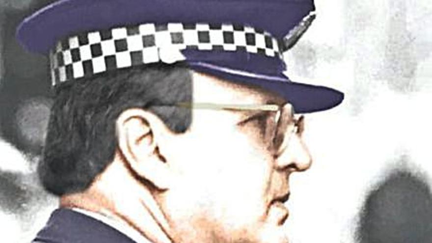 La Escuela de Formación de la Policía se llamará agente Sergio Serna