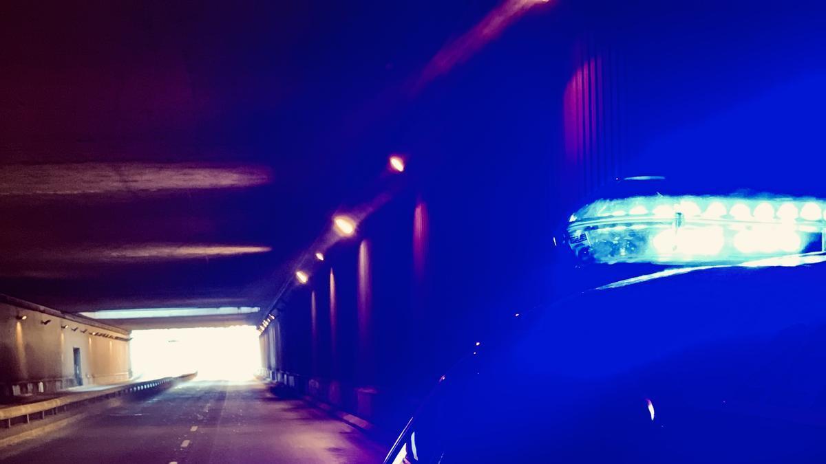 La Policía Nacional detiene al presunto autor de un robo con fuerza cuando huía del domicilio asaltado con su botín