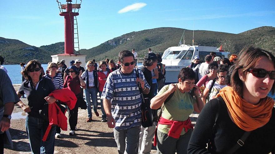 Las golondrinas de Cabrera denuncian «caos» en la organización de las visitas