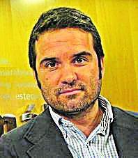 PP   Jaboco Florido. NUEVO. Licenciado en Ciencias Políticas y Sociología. Ha sido vicepresidente segundo de la Diputación como delegado de Gobierno Abierto.