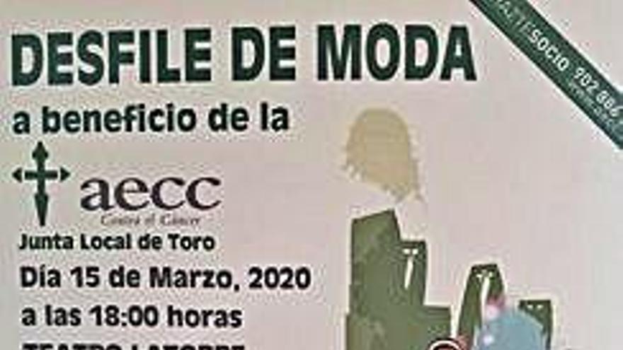 La AECC de Toro aplaza el desfile benéfico del domingo por el riesgo del coronavirus