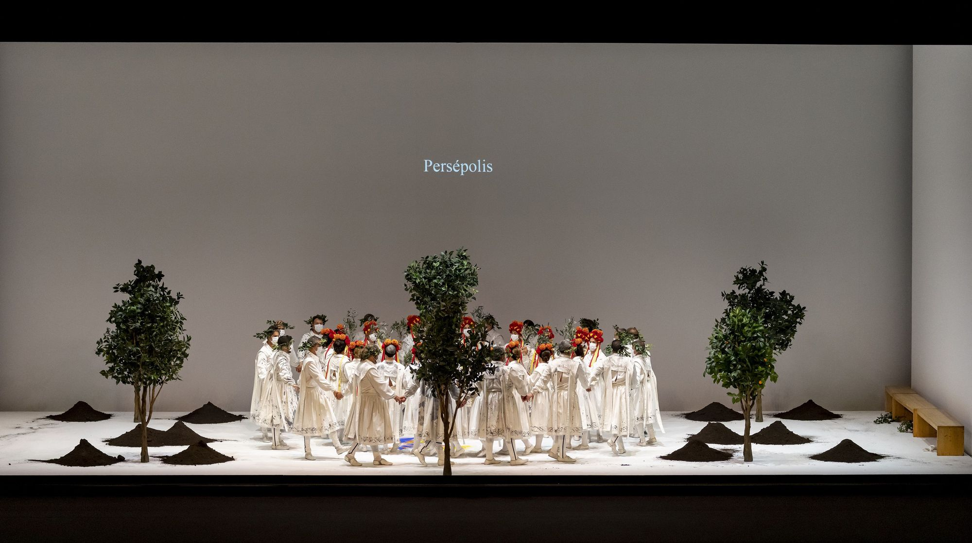 Así es el vanguardista 'Requiem' del Palau de les Arts