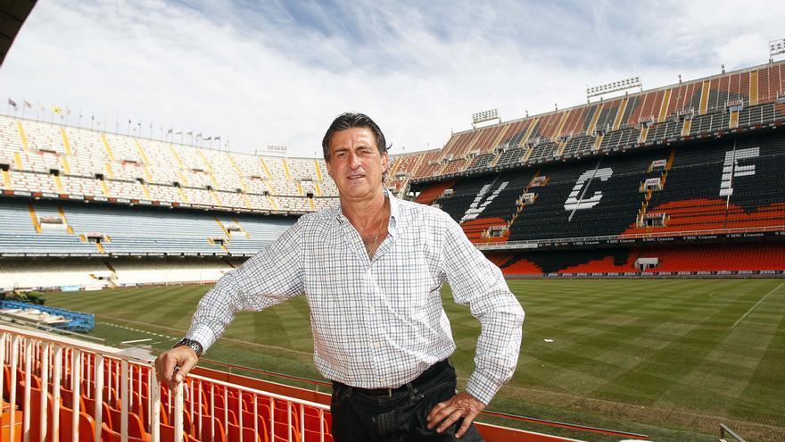 Kempes aterriza en València: esta es su agenda de actos