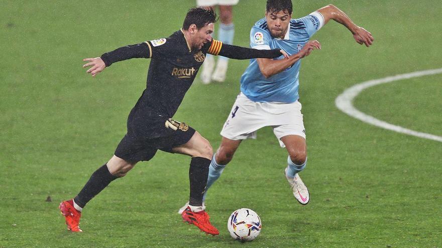 Al Celta le sobra actitud y le falta fútbol