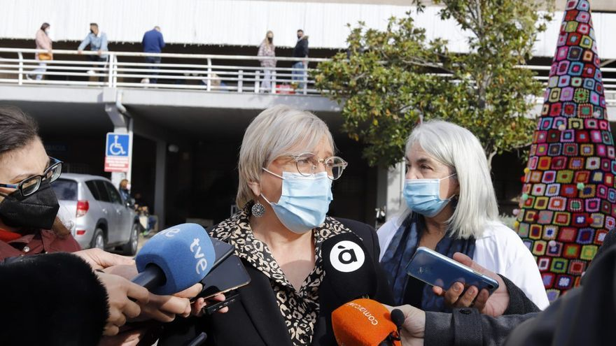 """Ana Barceló abre la vía de tomar """"medidas extraordinarias"""" en Xàtiva y Canals"""