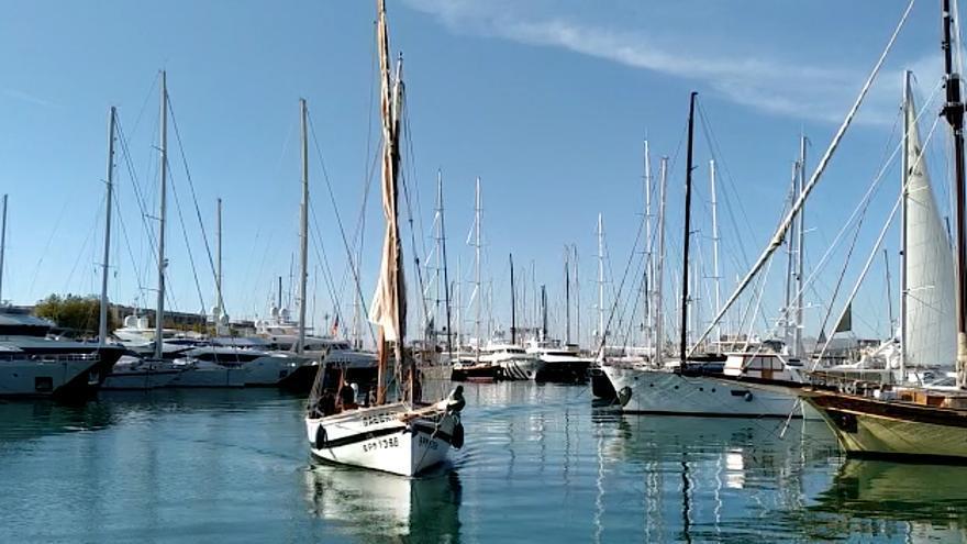 La Balear descubre los secretos de la navegación tradicional