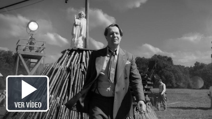 Así es el espectacular tráiler de 'Mank', la película de David Fincher que narra la historia oculta de 'Ciudadano Kane'