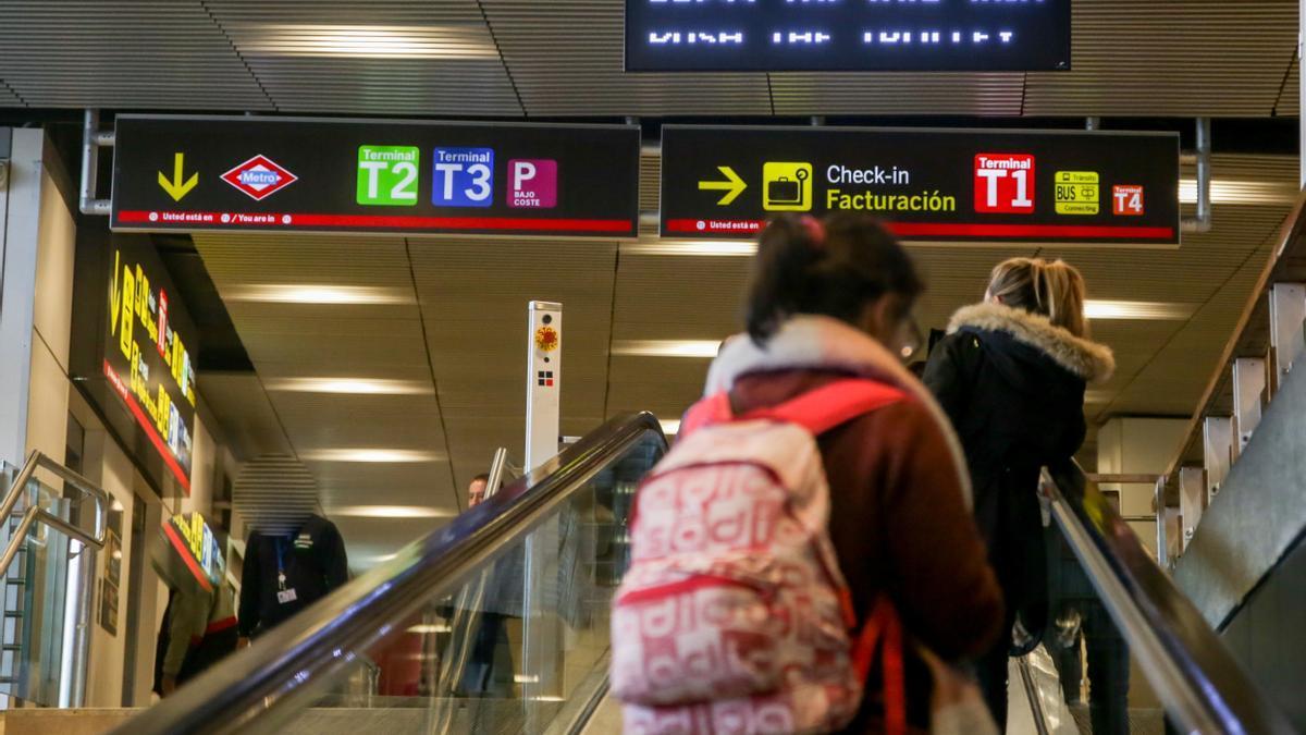 Las reservas para alojarse en hoteles de España caen un 80% respecto a las Navidades pasadas.