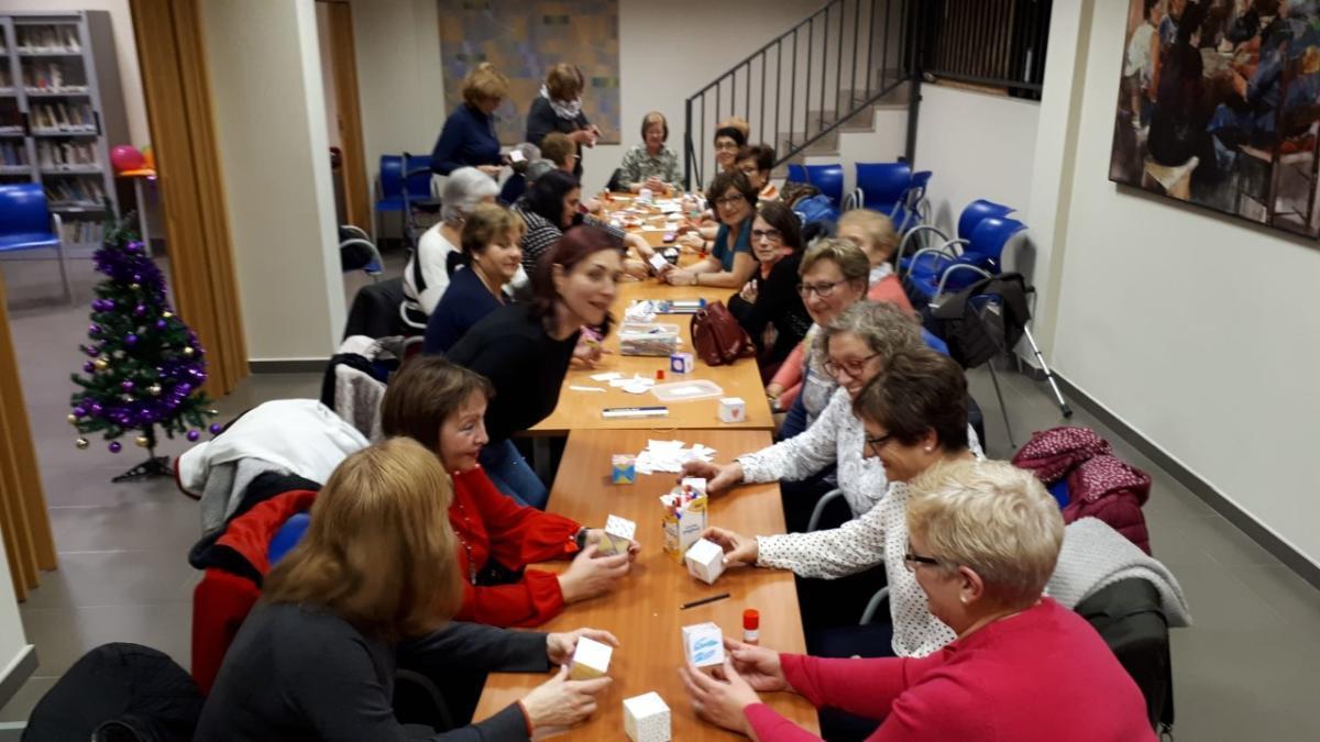 Quart mantiene el taller de mujeres empoderadas vía WhatsApp