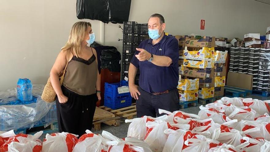 Más de 80.000 menús de Alicante Gastronómica para familias sin recursos
