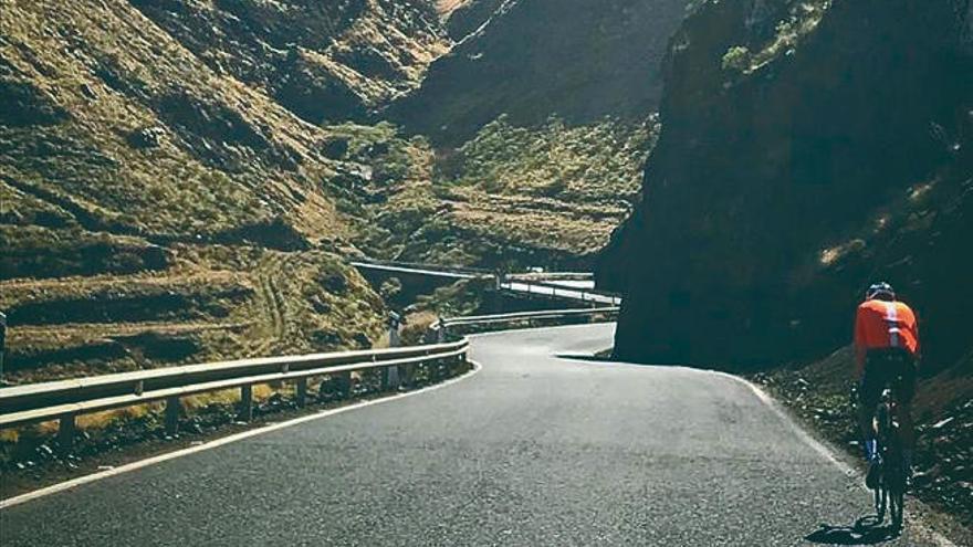 Gran Canaria en los pedales de Froome
