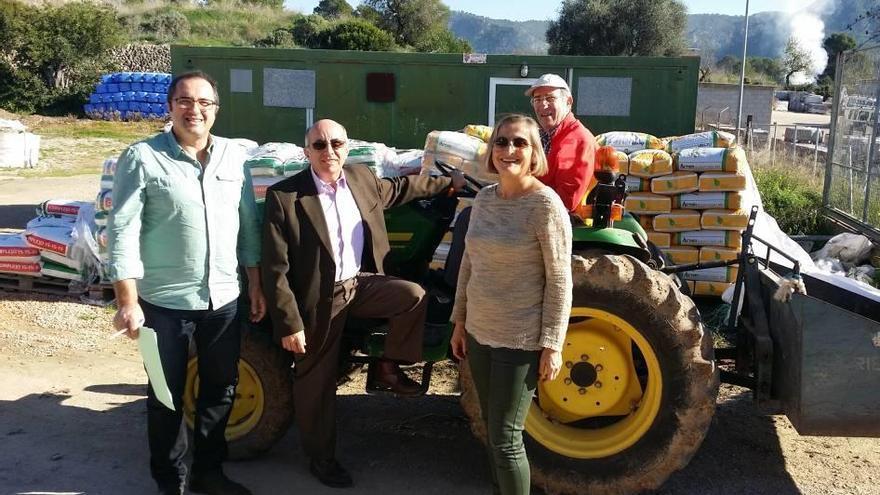 Calvià registra 163 solicitudes de ayuda de los agricultores
