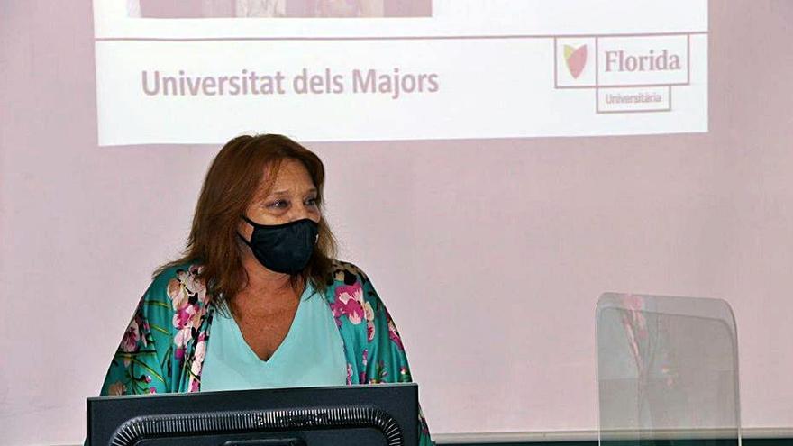 Nuria Blaya toma el relevo en la dirección de Majors de Florida