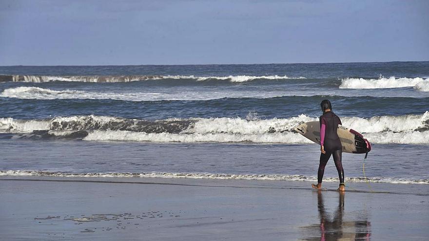 Ciudad de Mar impulsa la práctica inclusiva del surf con unas jornadas