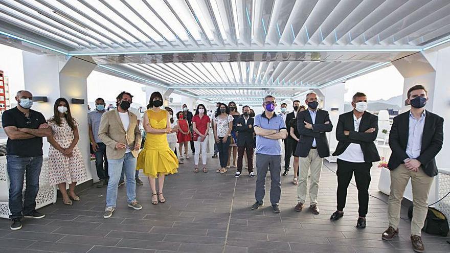 Gandia entrega los diplomas de calidad turística Sicted