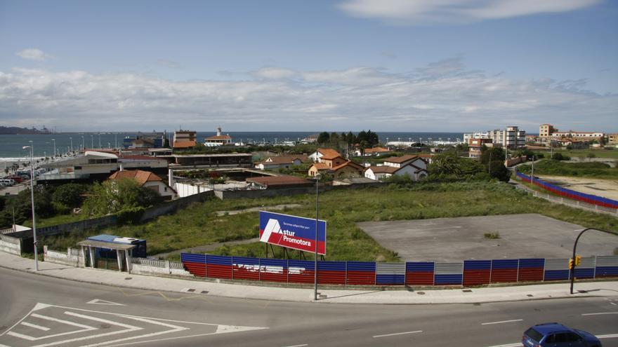 Una empresa asturiana se hace con los terrenos de la Ería del Piles con una oferta de 3,7 millones de euros