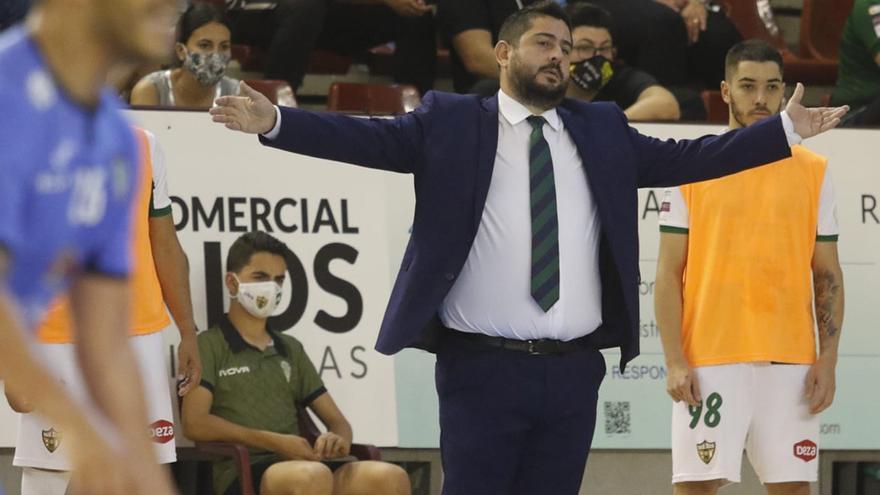 """Josan González: """"Nos hemos dejado todo en la pista"""""""