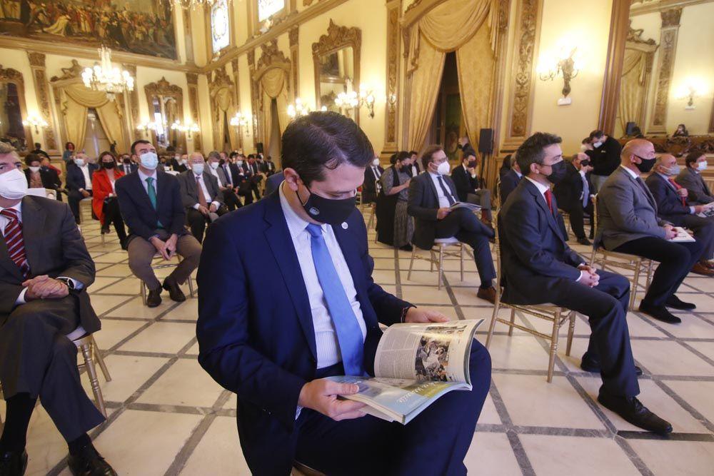 Presentación del Anuario Económico de Diario Córdoba