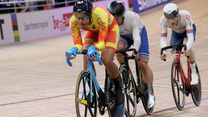 Sebastián Mora logra la medalla de plata en puntuación en el Mundial de Berlín