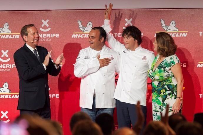 Once restaurantes españoles ostentan tres ...